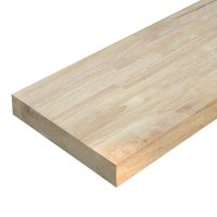고무나무(Rubberwood)계단재(38*300*3600)